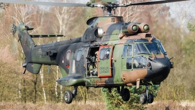 Photo ID 174174 by Alex van Noye. Netherlands Air Force Aerospatiale AS 532U2 Cougar MkII, S 459
