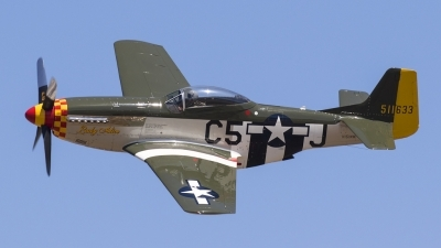 Photo ID 172971 by Nathan Havercroft. Private Private North American P 51D Mustang, N151MW