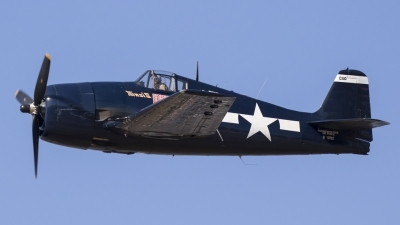 Photo ID 172974 by Nathan Havercroft. Private Commemorative Air Force Grumman F6F 5 Hellcat, N1078Z