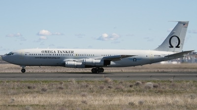 Photo ID 172966 by Jaysen F. Snow - Midwest Tail Chasers. Company Owned Omega Air Services Boeing 707 368C, N707MQ