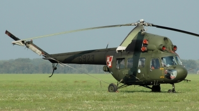 Photo ID 21098 by Radim Spalek. Poland Army Mil Mi 2URP G, 6923