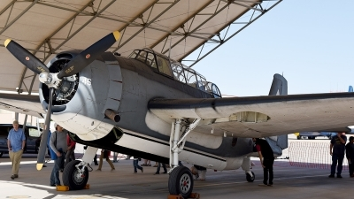 Photo ID 173104 by W.A.Kazior. Private Planes of Fame Air Museum Grumman TBM 3E Avenger, N7835C