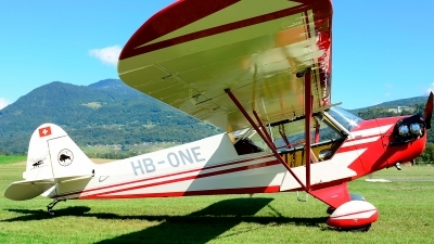 Photo ID 173297 by Sven Zimmermann. Private Private Piper L 4J Cup J 3C 65D, HB ONE