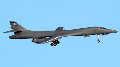 Photo ID 173173 by Carlos Aleman - SJUAP. USA Air Force Rockwell B 1B Lancer, 86 0127