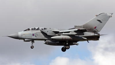 Photo ID 173191 by Richard de Groot. UK Air Force Panavia Tornado GR4, ZD716