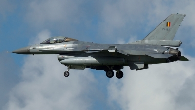 Photo ID 173249 by Rainer Mueller. Belgium Air Force General Dynamics F 16AM Fighting Falcon, FA 124