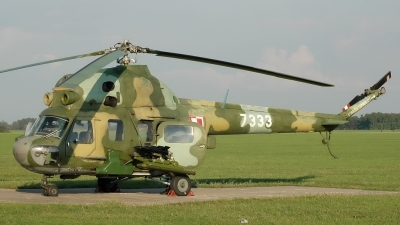 Photo ID 21129 by Radim Spalek. Poland Army Mil Mi 2URP G, 7333