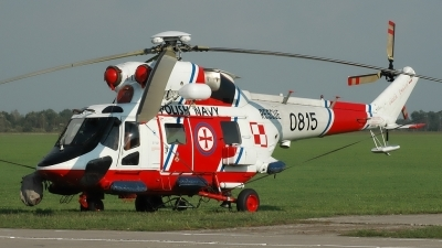 Photo ID 21133 by Radim Spalek. Poland Navy PZL Swidnik W 3ARM Anakonda, 0815
