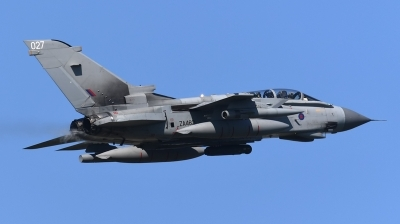 Photo ID 173334 by Lieuwe Hofstra. UK Air Force Panavia Tornado GR4, ZA462