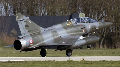 Photo ID 173424 by Hans Antonissen. France Air Force Dassault Mirage 2000D, 683