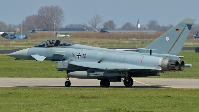Photo ID 173411 by Rainer Mueller. Germany Air Force Eurofighter EF 2000 Typhoon S, 31 12