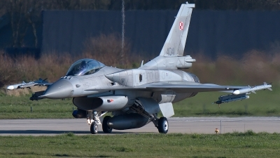 Photo ID 173416 by Rainer Mueller. Poland Air Force General Dynamics F 16C Fighting Falcon, 4041