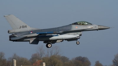 Photo ID 173418 by Rainer Mueller. Netherlands Air Force General Dynamics F 16AM Fighting Falcon, J 014