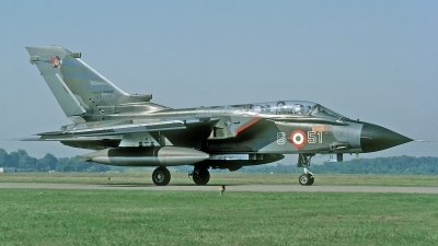 Photo ID 173457 by David F. Brown. Italy Air Force Panavia Tornado IDS T, MM55011