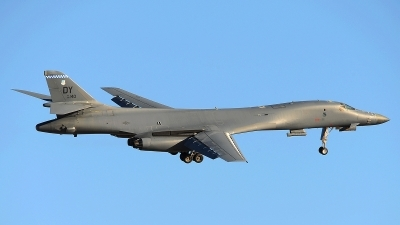 Photo ID 173451 by Peter Boschert. USA Air Force Rockwell B 1B Lancer, 86 0140