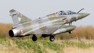 Photo ID 173557 by Alex van Noye. France Air Force Dassault Mirage 2000D, 625