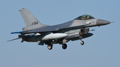 Photo ID 173595 by Rainer Mueller. Netherlands Air Force General Dynamics F 16AM Fighting Falcon, J 014