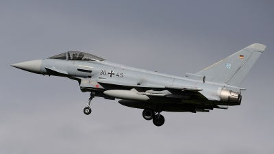 Photo ID 173579 by Lieuwe Hofstra. Germany Air Force Eurofighter EF 2000 Typhoon S, 30 45