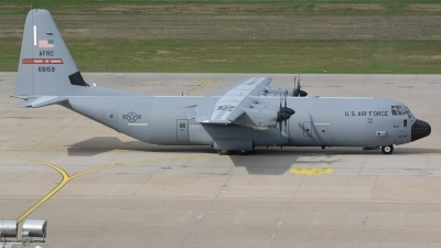 Photo ID 173619 by Günther Feniuk. USA Air Force Lockheed Martin C 130J 30 Hercules L 382, 06 8159
