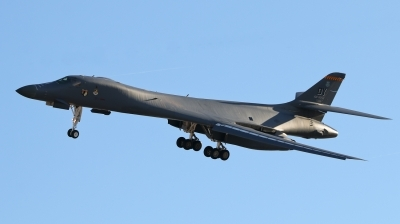 Photo ID 173614 by Giampaolo Tonello. USA Air Force Rockwell B 1B Lancer, 85 0089