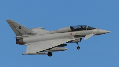 Photo ID 173688 by Peter Boschert. Italy Air Force Eurofighter TF 2000A Typhoon EF 2000T, MM55130