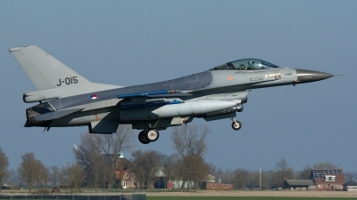 Photo ID 173679 by Rainer Mueller. Netherlands Air Force General Dynamics F 16AM Fighting Falcon, J 015