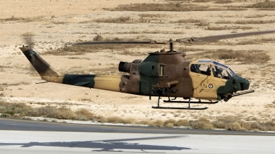 Photo ID 173772 by Hans Antonissen. Jordan Air Force Bell AH 1F Cobra 209, 1025