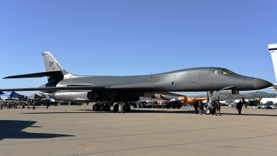 Photo ID 173808 by W.A.Kazior. USA Air Force Rockwell B 1B Lancer, 86 0126