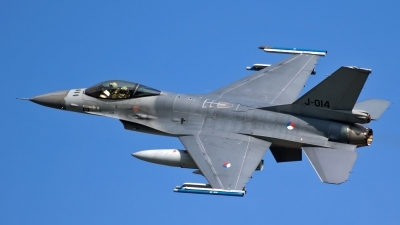 Photo ID 173821 by Roel Kusters. Netherlands Air Force General Dynamics F 16AM Fighting Falcon, J 014