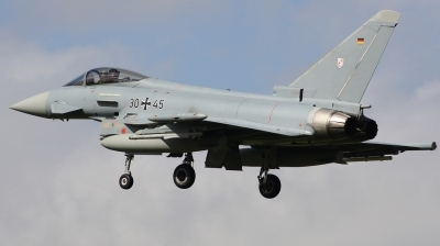 Photo ID 173841 by Arie van Groen. Germany Air Force Eurofighter EF 2000 Typhoon S, 30 45