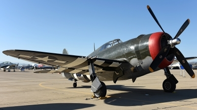 Photo ID 173863 by W.A.Kazior. Private Planes of Fame Air Museum Republic P 47G Thunderbolt, N3395G