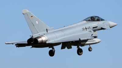 Photo ID 173958 by Carl Brent. Germany Air Force Eurofighter EF 2000 Typhoon S, 30 45