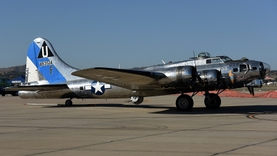 Photo ID 173939 by W.A.Kazior. Private Commemorative Air Force Boeing B 17G Flying Fortress 299P, N9323Z