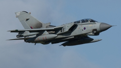 Photo ID 173953 by Rainer Mueller. UK Air Force Panavia Tornado GR4, ZA462