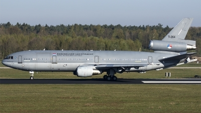 Photo ID 174080 by Thomas Ziegler - Aviation-Media. Netherlands Air Force McDonnell Douglas KDC 10 30CF, T 264