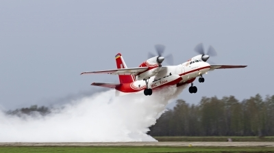 Photo ID 174087 by Igor Bubin. Ukraine Ministry of Emergency Situations Antonov An 32P Firekiller, 32 BLACK