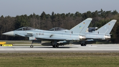 Photo ID 174037 by Thomas Ziegler - Aviation-Media. Germany Air Force Eurofighter EF 2000 Typhoon S, 30 86