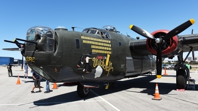 Photo ID 174110 by W.A.Kazior. Private Collings Foundation Consolidated B 24J Liberator, N224J