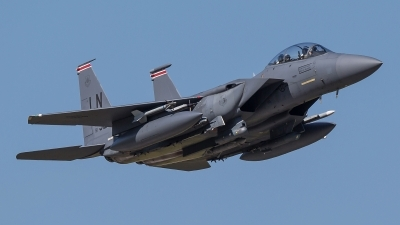 Photo ID 174104 by Rich Bedford - SRAviation. USA Air Force McDonnell Douglas F 15E Strike Eagle, 91 0326