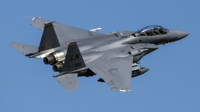 Photo ID 174103 by Rich Bedford - SRAviation. USA Air Force McDonnell Douglas F 15E Strike Eagle, 91 0326