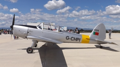 Photo ID 174788 by Nuno Filipe Lé Freitas. Private Private De Havilland Canada DHC 1 200 Chipmunk, G CHPI
