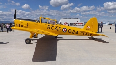 Photo ID 174787 by Nuno Filipe Lé Freitas. Private Museu Aero Fenix De Havilland Canada DHC 1 Chipmunk T20, CS AZX