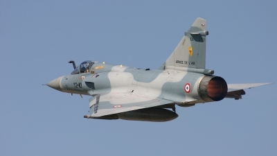 Photo ID 21200 by Richard CHEVRIER. France Air Force Dassault Mirage 2000C, 106