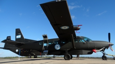 Photo ID 174229 by Martin Kubo. Argentina Army Cessna 208B Grand Caravan EX, AE 226