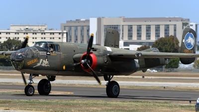 Photo ID 174869 by W.A.Kazior. Private Collings Foundation North American B 25J Mitchell, NL3476G
