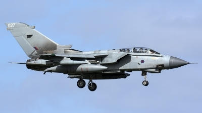 Photo ID 174284 by Thomas Ziegler - Aviation-Media. UK Air Force Panavia Tornado GR4, ZA462