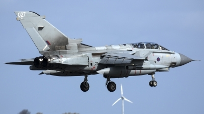 Photo ID 174283 by Thomas Ziegler - Aviation-Media. UK Air Force Panavia Tornado GR4, ZA462