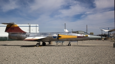 Photo ID 174287 by Thomas Ziegler - Aviation-Media. USA NASA Lockheed F 104N Starfighter, N812NA