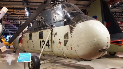 Photo ID 174389 by Tony Draps. Netherlands Navy Sikorsky UH 34J Seahorse, 134