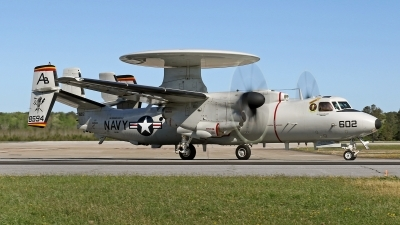 Photo ID 174427 by David F. Brown. USA Navy Grumman E 2D Advanced Hawkeye, 168594